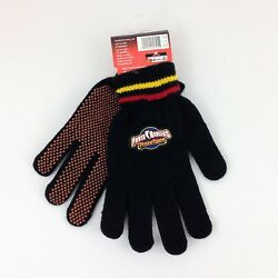 Children#x27;s Kids WINTER GLOVES POWER RANGERS red black w inner grip New NWT $9.45