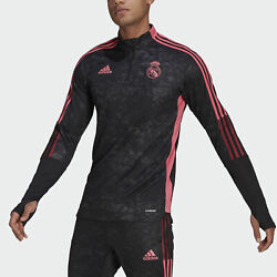 adidas Real Madrid Graphic Track Top Men#x27;s $45.00