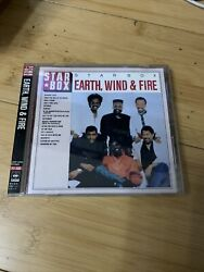 EarthWind amp; Fire Star Box JAPAN CD $15.00