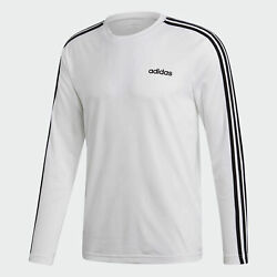 adidas Designed 2 Move Climalite 3 Stripes Tee Men#x27;s