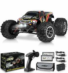 1:10 Scale Large RC Cars 48 kmh Speed Boys Remote Control Car 4x4 Off Road $216.49