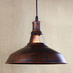 Pendant Light for Kitchen Warehouse Ceiling Vintage Lighting in Copper Finished $44.99