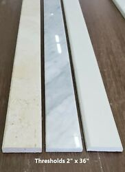 Threshold Floor and Wall Tile 2quot; x 36quot; $45.00
