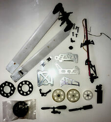 vintage rc helicopter Parts Lot $30.00
