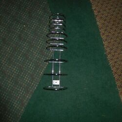 Towel rack hotel motel style used and excellent condition $25.00