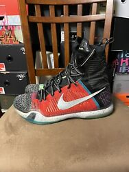 Kobe 10 What The High Size 11.5 $300.00