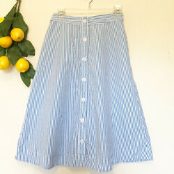 A New Day Striped Skirt Women's size S $11.00