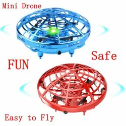 DEERC MINI DRONE For Kids Simple to Fly Obstacls Avoidance Safe Hand Operation $11.99