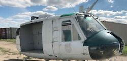 UH 1H Fuselage Airframe Static Display Used Bell Helicopter $38750.00 OBO $38750.00
