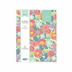 Day Designer for Blue Sky 2021 2022 Academic Year Monthly Planner 8.5quot; x 11quot;