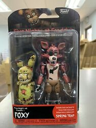 Five Nights at Freddy#x27;s FOXY 5 inch Action Figure NEW $17.95
