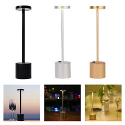 Modern Table Lamp with USB Charging Port for Office Bar Hotel Dinning Room $29.85