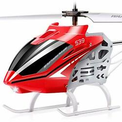 SYMA RC Helicopter S39 Aircraft with 3.5 ChannelBigger Size Sturdy Alloy Mate $91.38