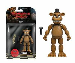 Funko Five Nights At Freddy#x27;s FREDDY Articulated Action Figure $15.95