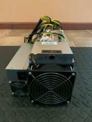 Bitmain Antminer S9 13.5 TH s w psu UP to 17TH s with custom Firmware Unlocked $720.00