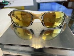 Oakley X Metal XX 24k Serialized Frame Great Condition . Used and Worn by Owner $850.00