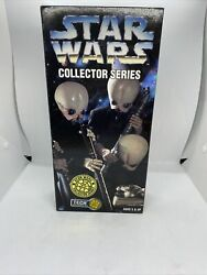 Star Wars Collector Series Tech With Omni Box Cantina Band Action Figure $20.00