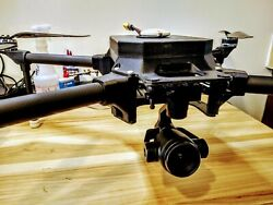 DIY UAS Professional Industrial Drone 750mm quot;Frame Kitquot; Carbon Fiber USA MADE $325.00