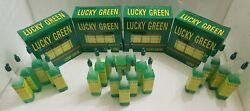 30 20 10 2 FREE BOTTLES . LUCKY GREEN FERTILIZER ALL PURPOSE PLANT FOOD. $9.99
