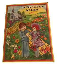 The Story of Easter for Children Children#x27;s Paperback Good Condition $6.95