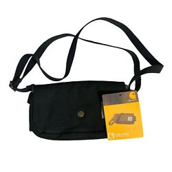 Carhartt Legacy Women#x27;s Essentials Pouch Crossbody Bag Black $34.97