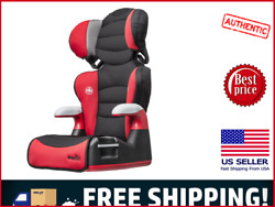 Evenflo Booster Car Seat Big Kid High Back 2 In 1 Belt Positioning Denver RED $199.99