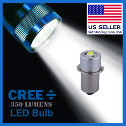 MAGLITE Super Bright LED Upgrade Bulb Drop In Replacement 2 3 4 5 6 Cell C D NEW $9.99