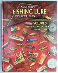 Fishing Lure Collector#x27;s Price Guide Book Plus Special Heddon Lures $13.48
