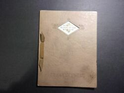 Westerly Rhode Island Class of 1921 Westerly High School Commencement book $25.00