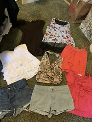 womens clothing lot Med large $23.00