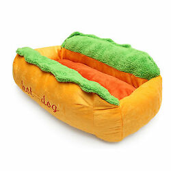 Dog Washable Cotton Kennel Dog Nest Puppy Pet Bed House Warm Cushion Pad Mat $59.99