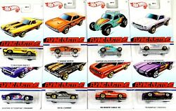 Hot Wheels 2021 Target Exclusive Flying Customs Wave 3 Full Set of 8 Cars HTF $29.66
