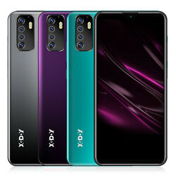 2021 Cheap Android New Cell Phone Factory Unlocked Smartphone Quad Core Dual SIM $70.99