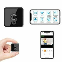 Mini WiFi Camera Wireless HD 1080P Small Camera Live Streaming Small $81.73
