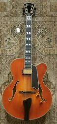 2021 Eastman AR580CE HB Archtop Electric in Honeyburst w Case Pro Setup #0920 $1664.00