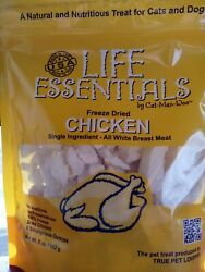 Life Essentials Pet Treats For Dogs And Cats $20.00