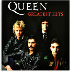 Queen Greatest Hits I 050087350642 Vinyl Used $14.46