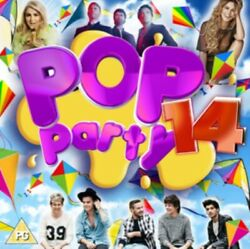 Pop Party 14 CD NEW amp; SEALED GBP 5.25