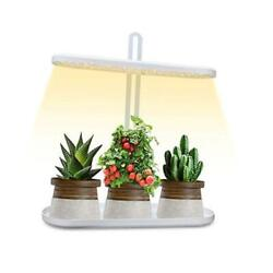 Grow Light LED Grow Lights for Indoor Plants New Generation Desk Grow Silver $41.10