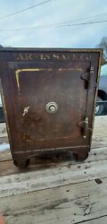 Marvin Company. Antique floor safe pre merger $600.00