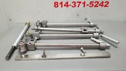 Lot of Various Surgical Table Parts $275.00