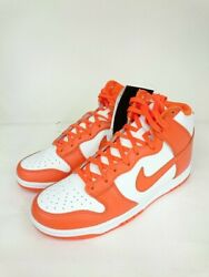 Men 9.0Us Nike High Cut Nike Orange Dd1399 101