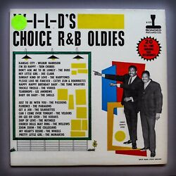 W I L D#x27;S CHOICE Ramp;B OLDIES From 1960 TEEN CHORDS WHEELS LEE ANDREWS SHELLS