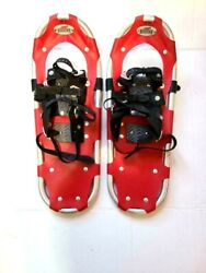 Redfeather 22 Red Snowshoes Reaction 22 $57.99