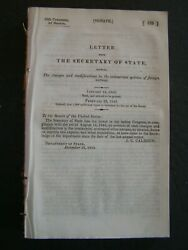 Gov Report 1845 Changes amp; Modifications in Commercial Systems Foreign Nations