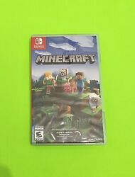 Minecraft for Nintendo Switch Video Game $24.99