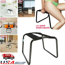 Weightless Sex Chair Stool Inflatable Pillow Love Position Aid Bouncer For Adult $34.69
