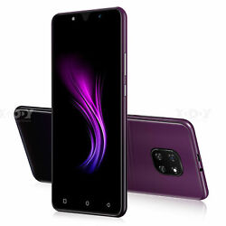 2021 New Android Factory Unlocked Cell Phone Cheap Smartphone Dual SIM Quad Core $68.99