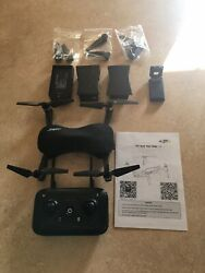 JJRC X12 5G WiFi 4K Camera drone 2 Batteries And Spare Props. $210.00