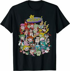 Nickelodeon The Fairly Odd Parents Total Character T Shirt $20.99